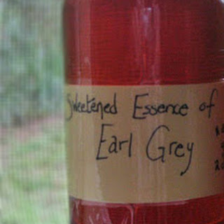 Earl Grey Cordial.