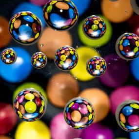 by Pat Kiellor - Abstract Water Drops & Splashes (  )