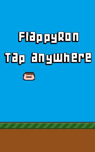 Flappy Ron