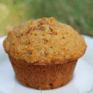 Apple Carrot Muffins.