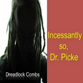 Dreadlock Combs
