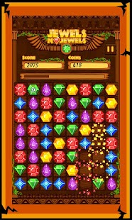 Jewels n Jewels Free - screenshot thumbnail