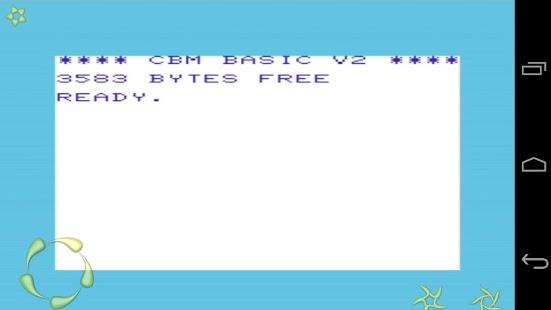 Vice VIC-20 Emulator- screenshot thumbnail