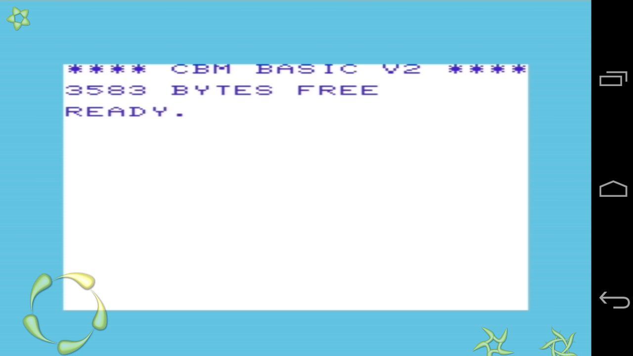 Vice VIC-20 Emulator- screenshot