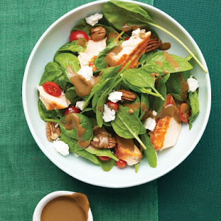 Balsamic-Rosemary Vinaigrette.