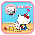 Hello Kitty Loves Daddy icon