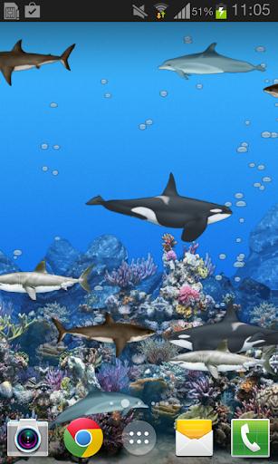 Abubu海洋的动态壁纸