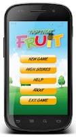 Screenshot of Tap That Fruit