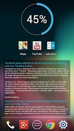 Simple RSS Widget Screenshot 2