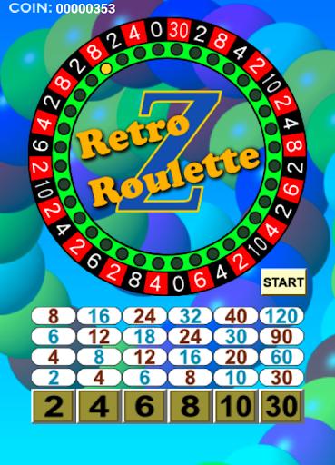 Retro Roulette Z