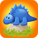 Учим Динозавров в 3D icon