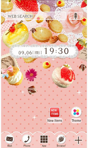 Cute Wallpaper Sweets Parade 1.2 Windows u7528 1