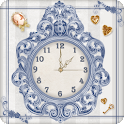 Antique Clock Live Wallpaper icon