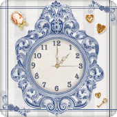 Antique Clock Live Wallpaper