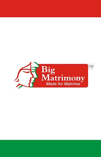 Big Matrimony
