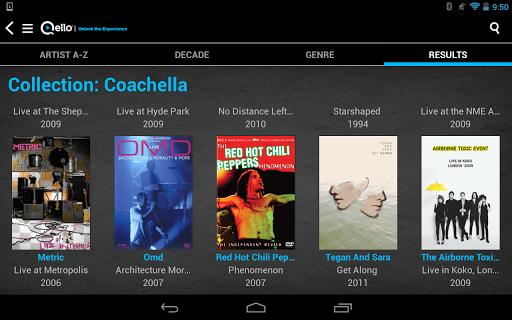 Qello Android İndir