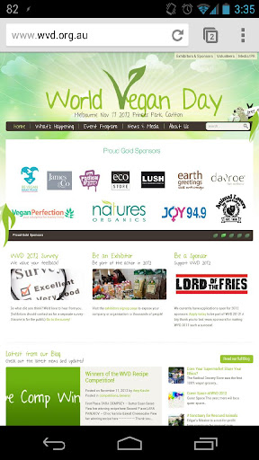 World Vegan Day Melbourne