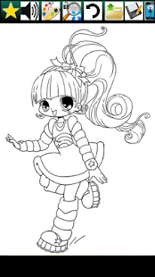 Coloring Book: Anime & Cuties - Android Apps on Google Play