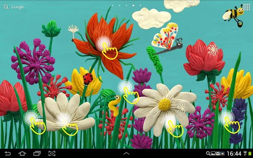 Flowers Live wallpaper HD Screenshot 14