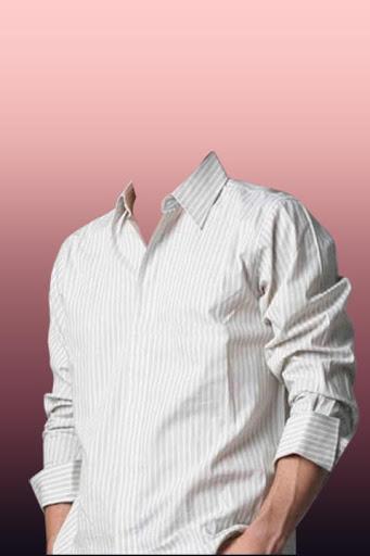 New York Man Wear Photo Suit