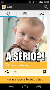 Zueiras para WhatsApp