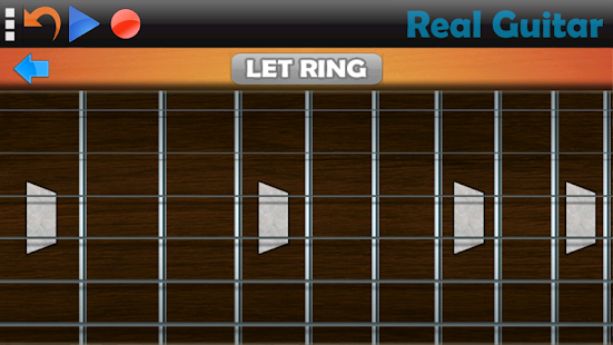 Real Guitar- screenshot thumbnail