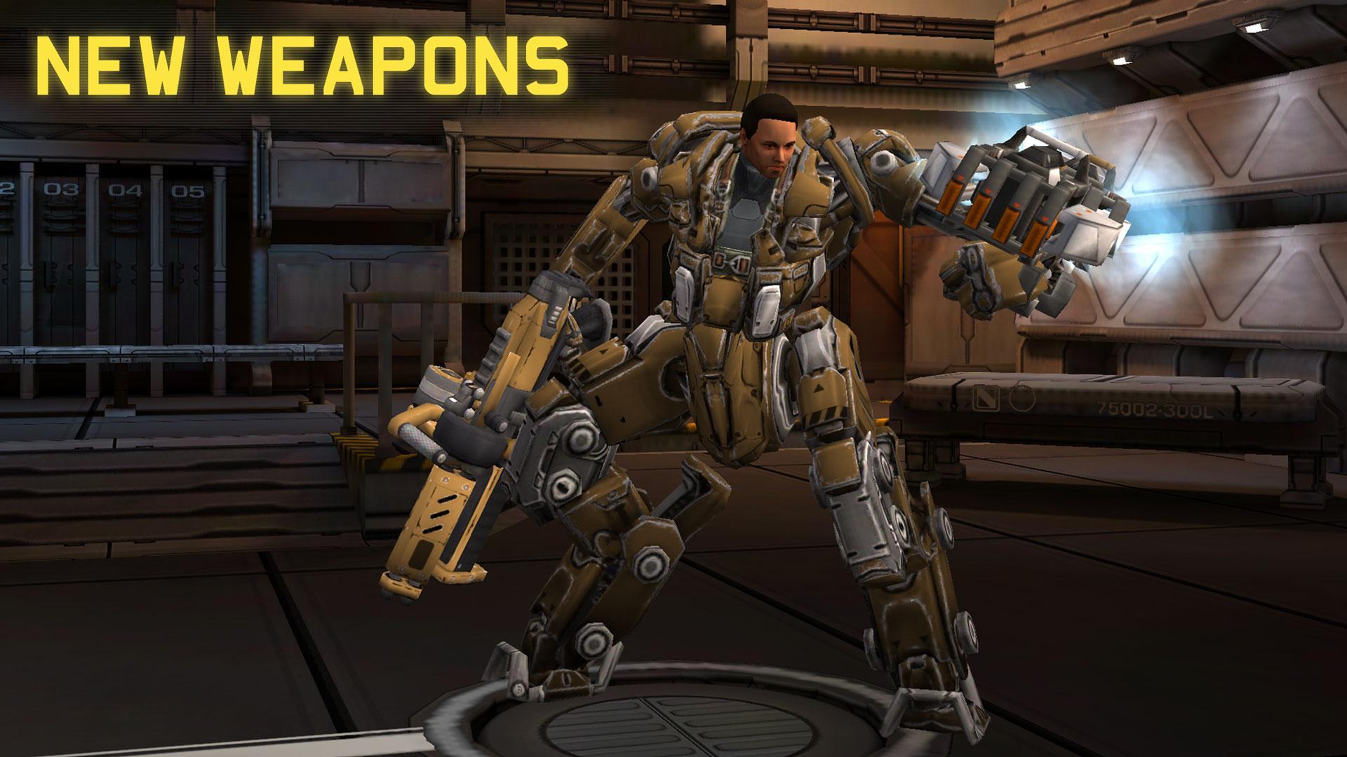 XCOM®: Enemy Within screenshot #14