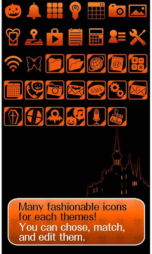 Halloween Fairy Tale Night 2.0.0 Windows u7528 4