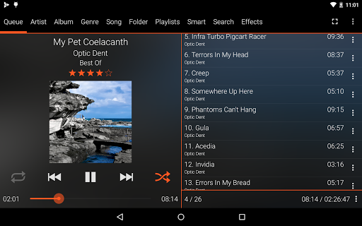 GoneMAD Music Player (Trial) 2.2.13 screenshots 12
