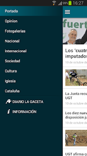 La Gaceta- screenshot thumbnail