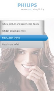 Philips Zoom Teeth Whitening - screenshot thumbnail