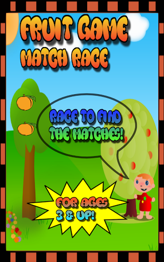 Fruit Game For Toddlers