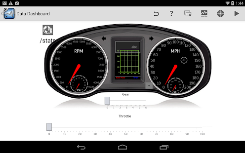 Data Dashboard for LabVIEW - screenshot thumbnail