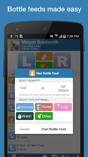 Feed Baby - Tracker & Monitor - screenshot thumbnail