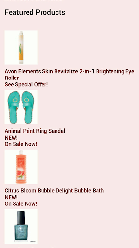 【免費購物App】AVON Buy & Sell-APP點子