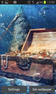 Under the Sea Live Wallpaper 1