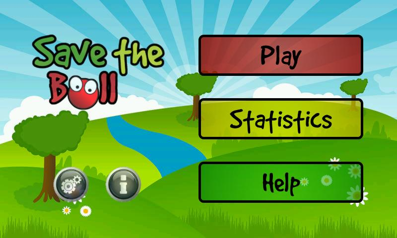 Save The Ball- screenshot