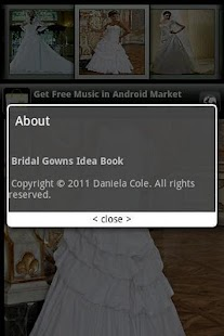 Bridal Gowns Idea Book- screenshot thumbnail