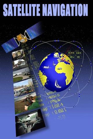 Satellite Navigation - screenshot