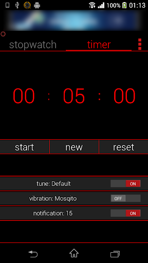The A4 Stopwatch Timer FREE
