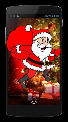 Santa Claus In Screen