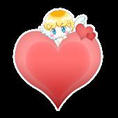 [무료] Angel Battery 2-귀여운 천사 위젯
