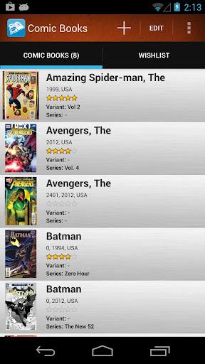 Comic Book Collectors