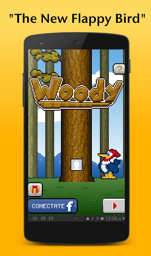 Woody Tap Tap - Tap to win- screenshot