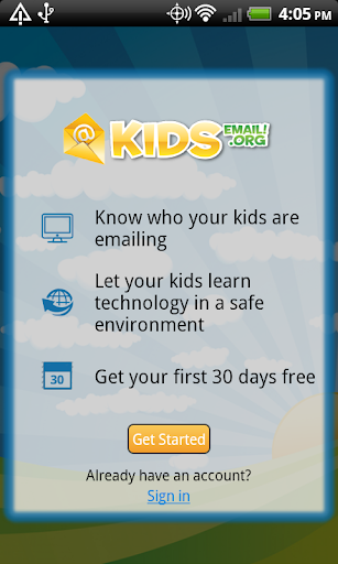 Kids Email - Email for Kids