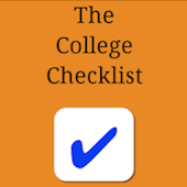 The College Checklist for Guys