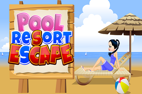 Escape from the Resort Pool - screenshot