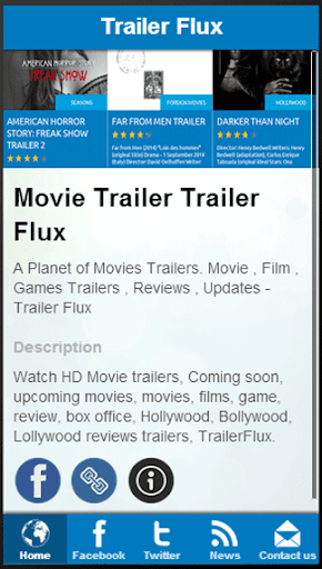 Trailerflux - Movie Trailers