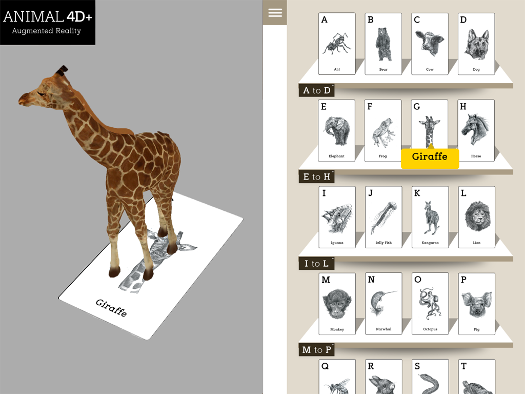 Animal 4D+- screenshot