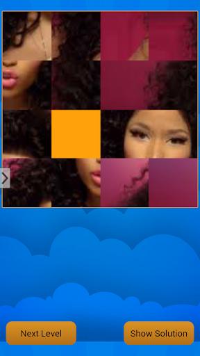 【免費解謎App】Nicki Minaj Puzzles-APP點子
